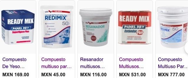 redimix precio